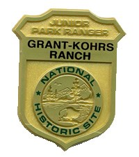 Image of the Junior Rancher badge.