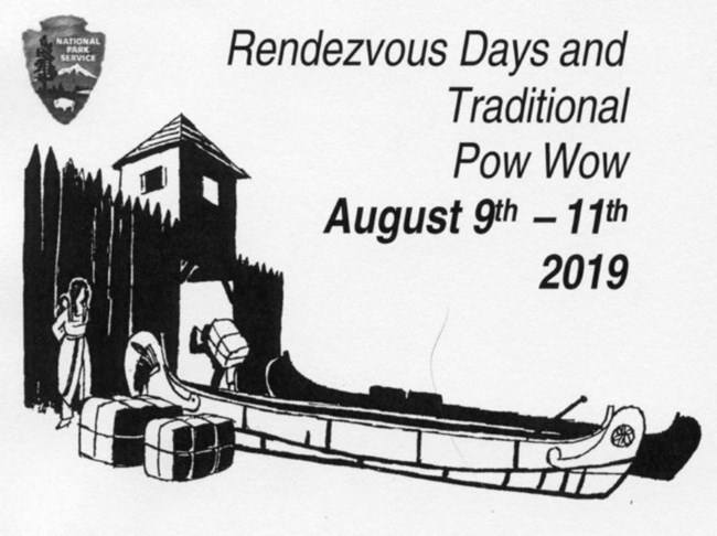 Rendezvous Days and Traditional Pow Wow