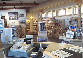 Great Sand Dunes Bookstore