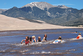 Hydrology Great Sand Dunes National Park Amp Preserve U S