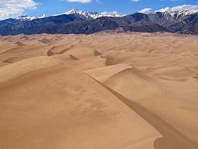 Dune Types - Great Sand Dunes National Park & Preserve (U ...