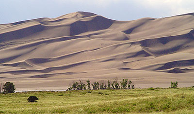 Hiking and Backpacking - Great Sand Dunes National Park & Preserve