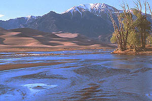 Medano Creek, Great Sand Dunes