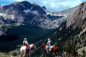 Horseback Riding at Music Pass