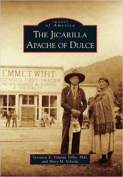 Veronica Tiller Book about Apaches