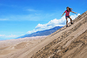 Great Sand Dunes Party!?! @ The Unrelenting Lowdown
