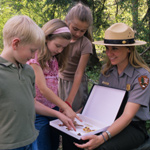 Ranger-guided programs are offered from late spring through early fall in the park.