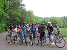 Cades Cove bike program