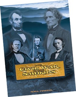 Civil War in the Smokies book