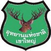 Logo of Khao Yai National Park in the Kingdom of Thailand.