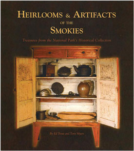 Heirloom book published by Great Smoky Mountains Association.