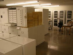 Twin Creeks Collections Room