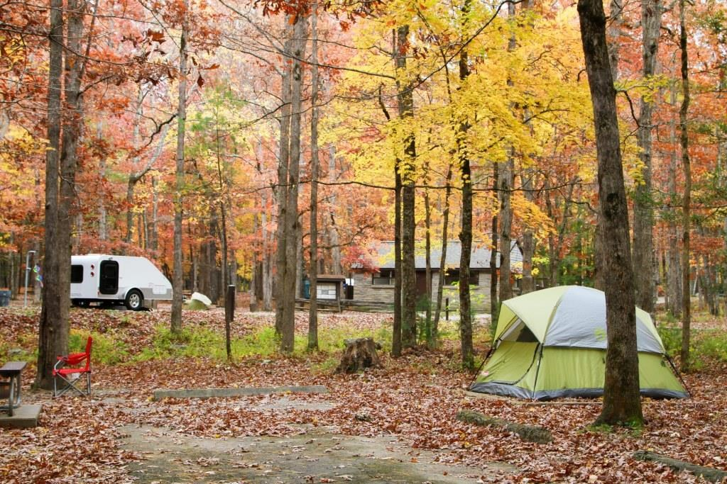 Cades Cove Campground - Great Smoky Mountains National Park (U.S. National  Park Service)