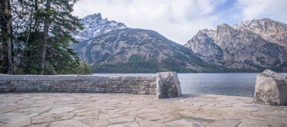 Jenny Lake Renewal Project Grand Teton National Park U