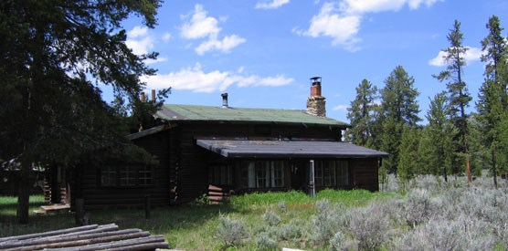 Snake River Land Co. Office