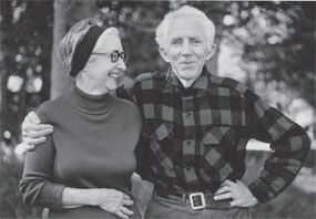 Louise and Adolph Murie
