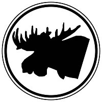 A silhouette of the animal described in the text