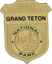 Jr. Ranger Badge