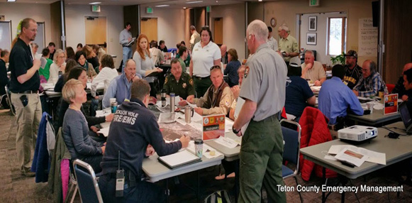 Countywide Exercise Prepares Agencies For Coordinated