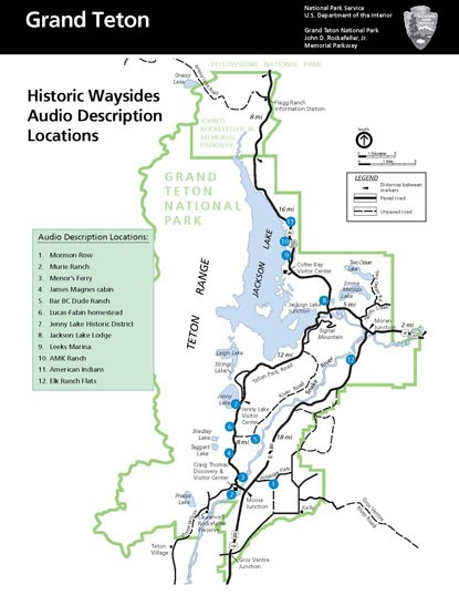 Audio descriptions - Grand Teton National Park (U.S. National Park ...