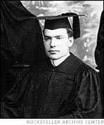 John D. Rockefeller, Jr. - Brown Graduation