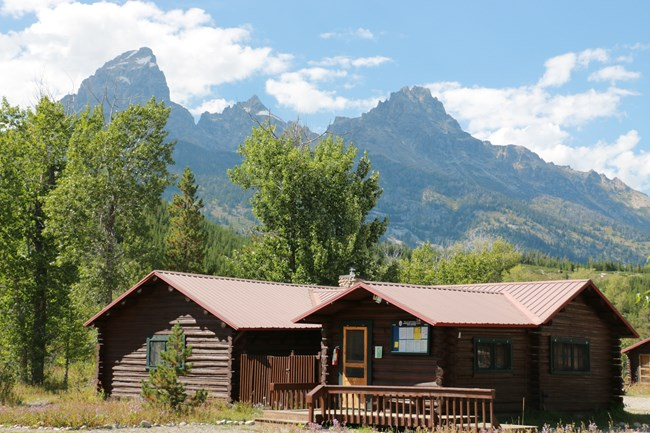 Lodging - Grand Teton National Park (U.S. National Park Service) on map of aspen, map of teton range, map of yellowstone, map of mt. mckinley, map of capitol reef, map of jasper, map of isle royale, map of denali, map of teton mountains, map of kobuk valley, map of san juan mountains, map of niagara falls, map of mt. rainier, map of travel, map of salt lake city, map of sangre de cristo mountains, map of north cascades, map of snow, map of titicaca, map of wyoming,