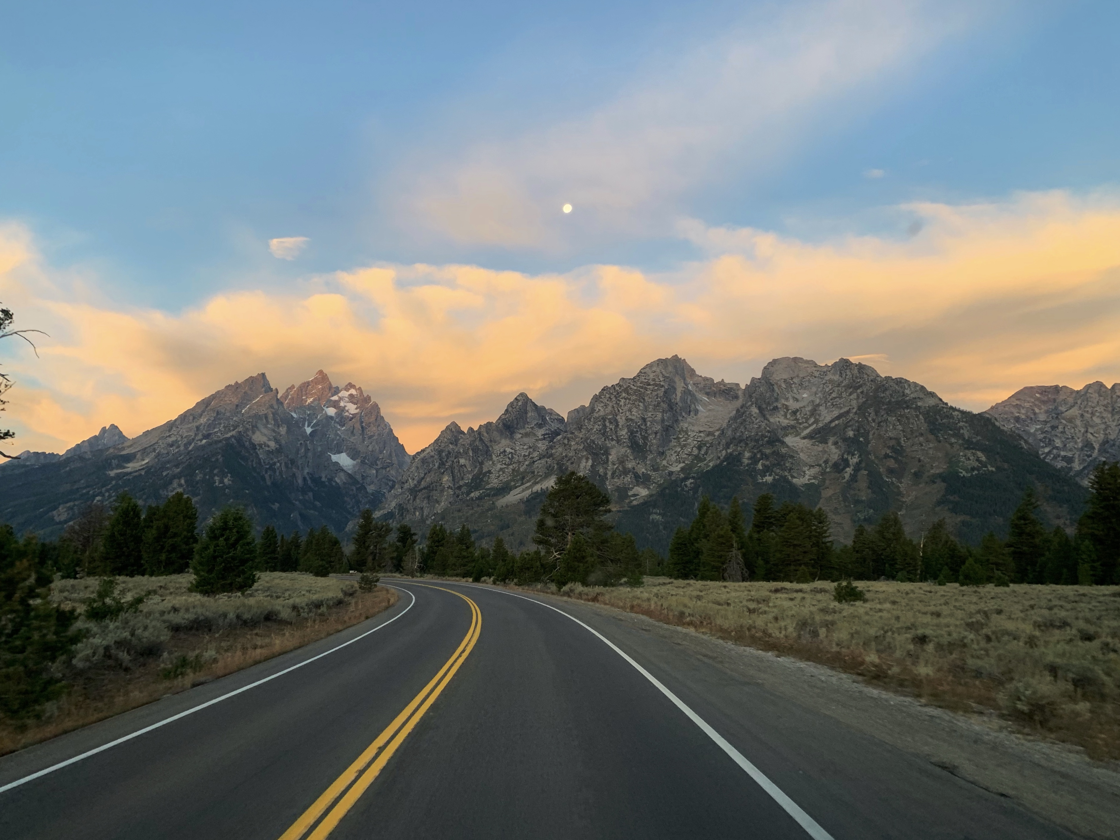 Scenic Drives Grand Teton National Park U S National Park Service