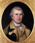 Nathanael Greene Portrait by Peale