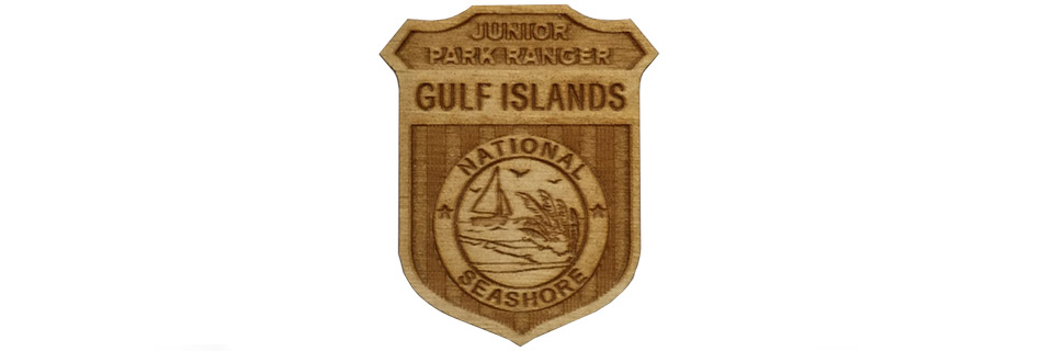 Gulf Islands Junior Ranger Badge