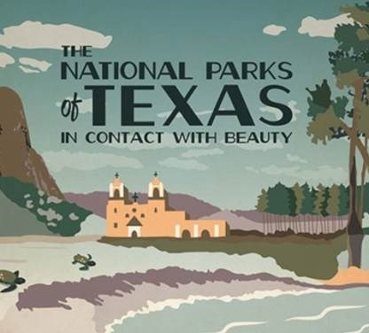 PBS film - The National Parks of Texas