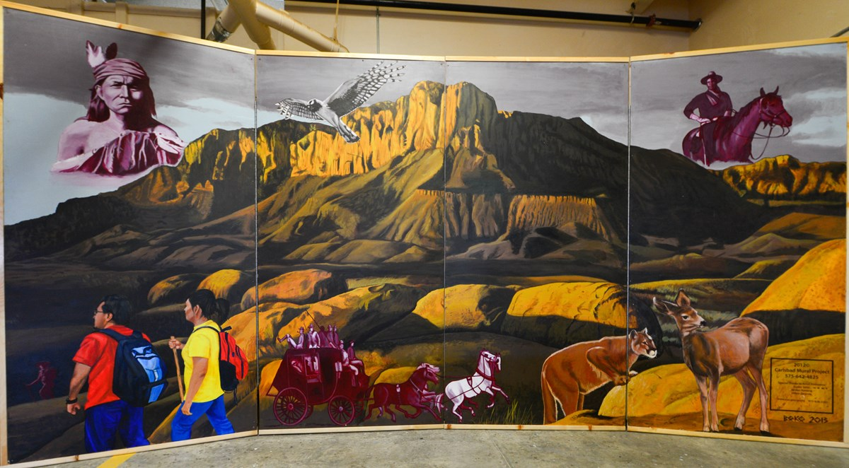 Artist in Residence Application - Guadalupe Mountains National Park ...