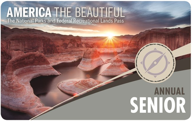 New Interagency Senior Annual Pass