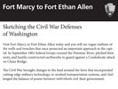 Thumbnail of Fort Marcy to Fort Ethan Allen brochure