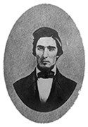 black and white image of Jeremiah Anderson