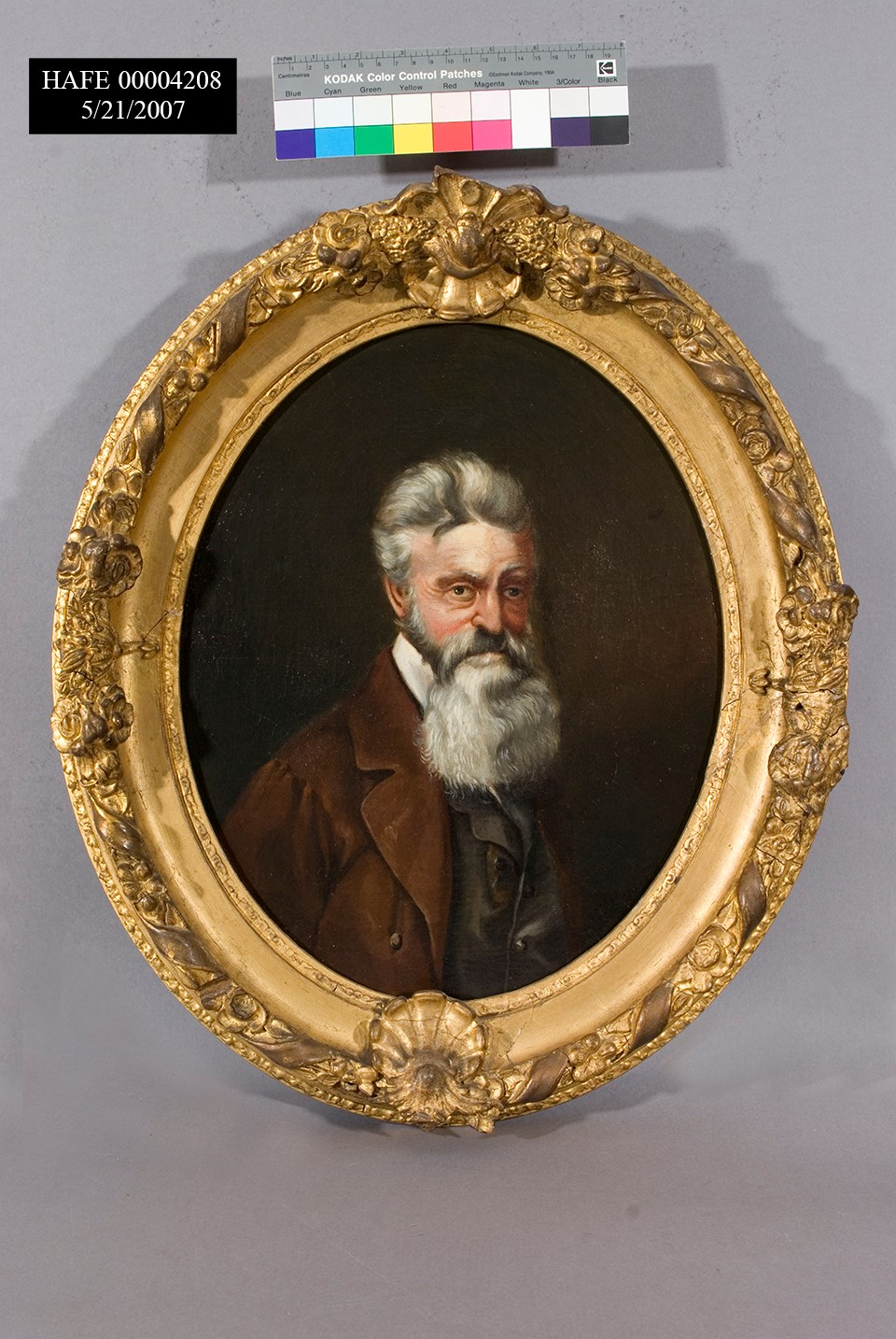 painting of John Brown