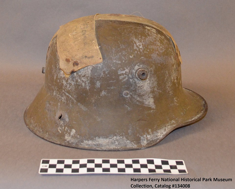 German World War I Helmet