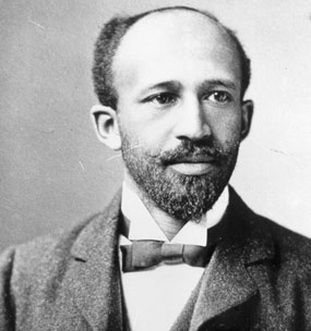 Biographies of booker t washington and william edward burghardt du bois
