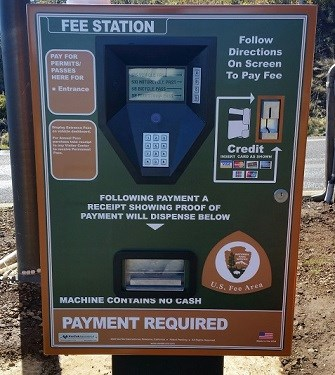 Summit Self Pay Machine