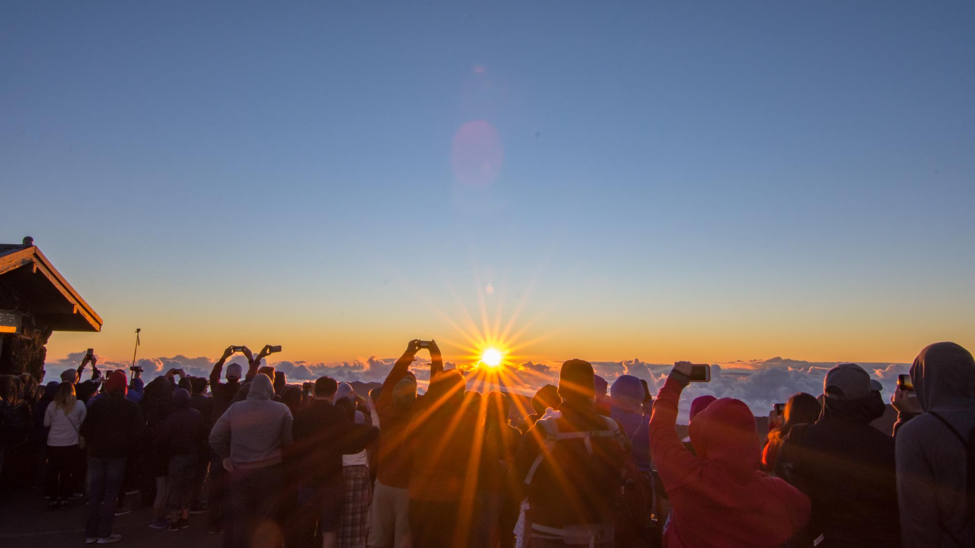 haleakal� sunrise reservations haleakal� national park