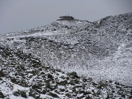 Snow on Summit
