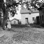 Hampton NHS's slave quarters