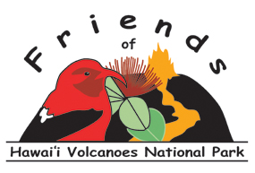 Friends of Hawai`i Volcanoes National Park logo