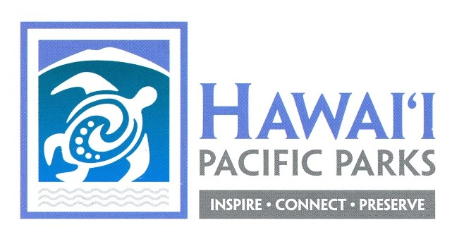 Hawai`i Pacific Island Parks Association logo