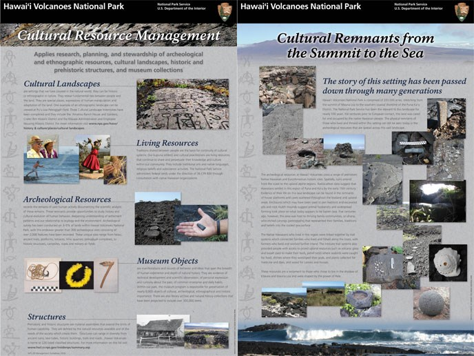 Cultural Resource Management Posters
