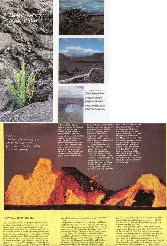 Fiery Islands publication