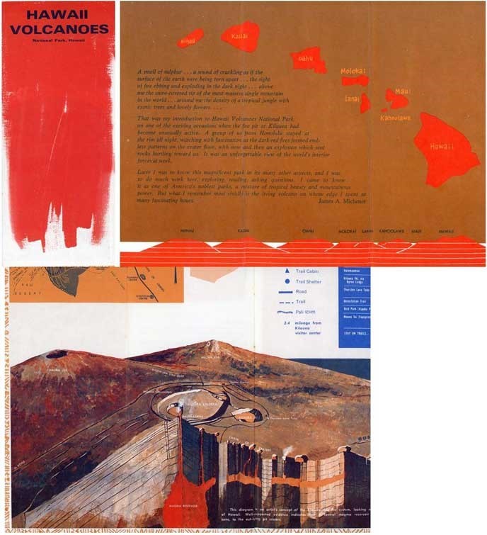 Hawaii Volcanoes Publication