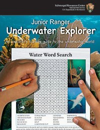 Junior Ranger Underwater Explorer Thumbnail