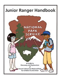 Junior Ranger Workbook 6 and Under