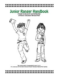 Junior Ranger Workbook Thumbnail