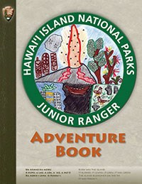 Hawai'i Island National Parks Junior Ranger Adventure Book
